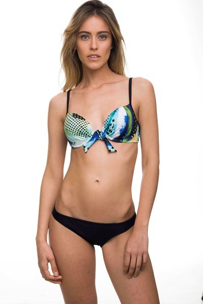 Picture of Vieques - underwire bikini top