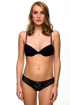 Picture of Athena - push up lace bra set