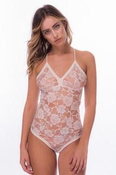 Picture of Charlotte - lace bodysuit