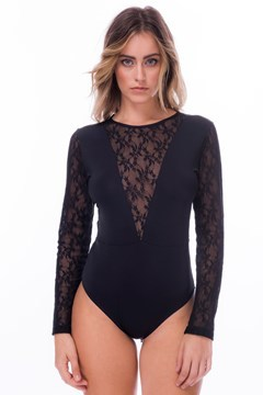 Picture of Isabella - lace bodysuit