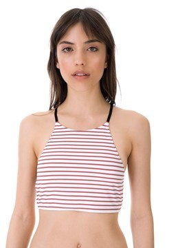 Picture of Helsinski - strappy crop top