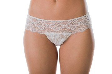 Picture of Anie - lace thong panty
