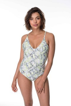 Picture of Tailandia - V neck reversible one piece