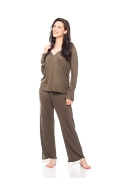 Picture of Kaia - modal long PJ set