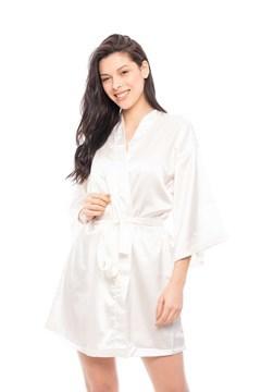 Picture of Ciel - silk kimono robe
