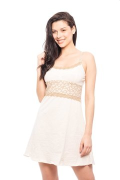 Picture of Jacinta - cotton maternity nightdress