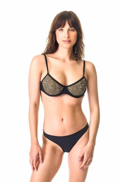 Picture of Pantai - push up bra bikini