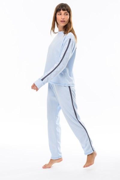 Picture of Megan - Conjunto de Jogging Celeste