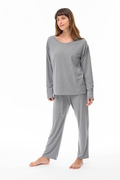 Picture of Alessia - Cotton long PJ set